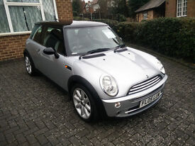 2005 (05) - MINI Hatch 1.6 Cooper 3dr