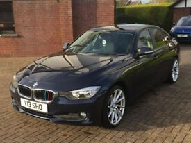 BMW 3 Series 2.0 318d SE 4dr Sport Mode