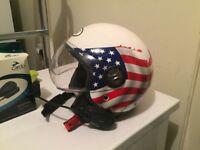 Motorcycle Bluetooth Helmet kit. Cardo Scala Rider Solo. £30
