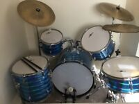 Drum Kit - gear for music.