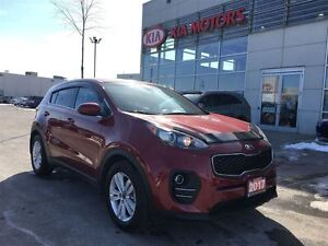 2017 Kia Sportage LX NON RENTAL BLUETOOTH HEATED SEATS MINT!!