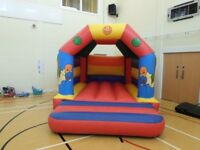 FREE BOUNCY CASTLE OR OBSTACLE COURSE HIRE