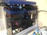 Custom Mineral Oil Gaming PC