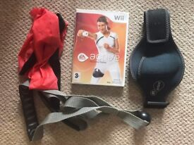 Wii Games - EA Sports Active, No More Heros, Wii Sports