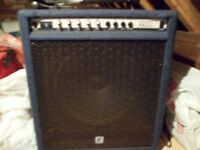 200W Bass Combo & Effects Pedal
