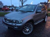 2004 (54) BMW X5 3.0D SPORT AUTO FACELIFT, FULL SERVICE HISTORY, 2 KEYS