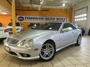2003 Mercedes-Benz CL-Class 55AMG+NAVIGATION+SOFT CLOSE CLOSE DO