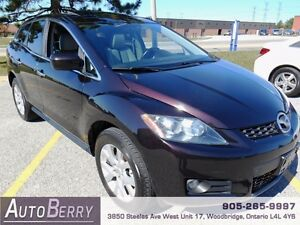 2008 Mazda CX-7 GT AWD ** CERT E-TEST ACCIDENT FREE **