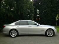 2009 BMW 730d 3.0SE Auto Silver 65K Miles