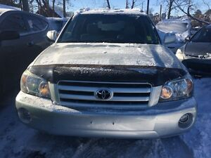 2006 Toyota Highlander Kitchener / Waterloo Kitchener Area image 6