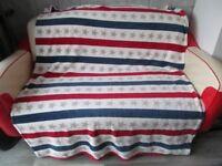 American Style throws and cushion covers