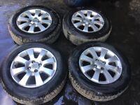 Vauxhall Astra mk5 alloy wheels