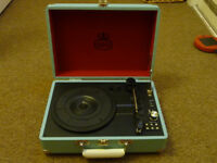 Record Player, with digital conversion and playback. Model 'GPO attache'