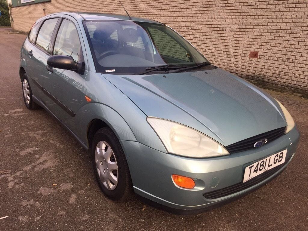 Ford Focus 1.6 i 16v LX 5dr (SUN ROOF)