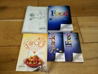 Slimming World starter pack + Food Directory, Low Syn Snacks and Branded Foods books (2014) LS15 7HT