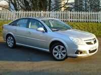 2007 (57) Vauxhall Vectra 1.8 i VVT Exclusiv | LONG MOT | P.HISTORY | HPI CLEAR | 2 KEYS | 2 OWNERS