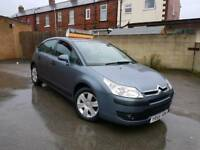 2006 55 CITREON C4 1.4 SX 5 DOOR HATCHBACK