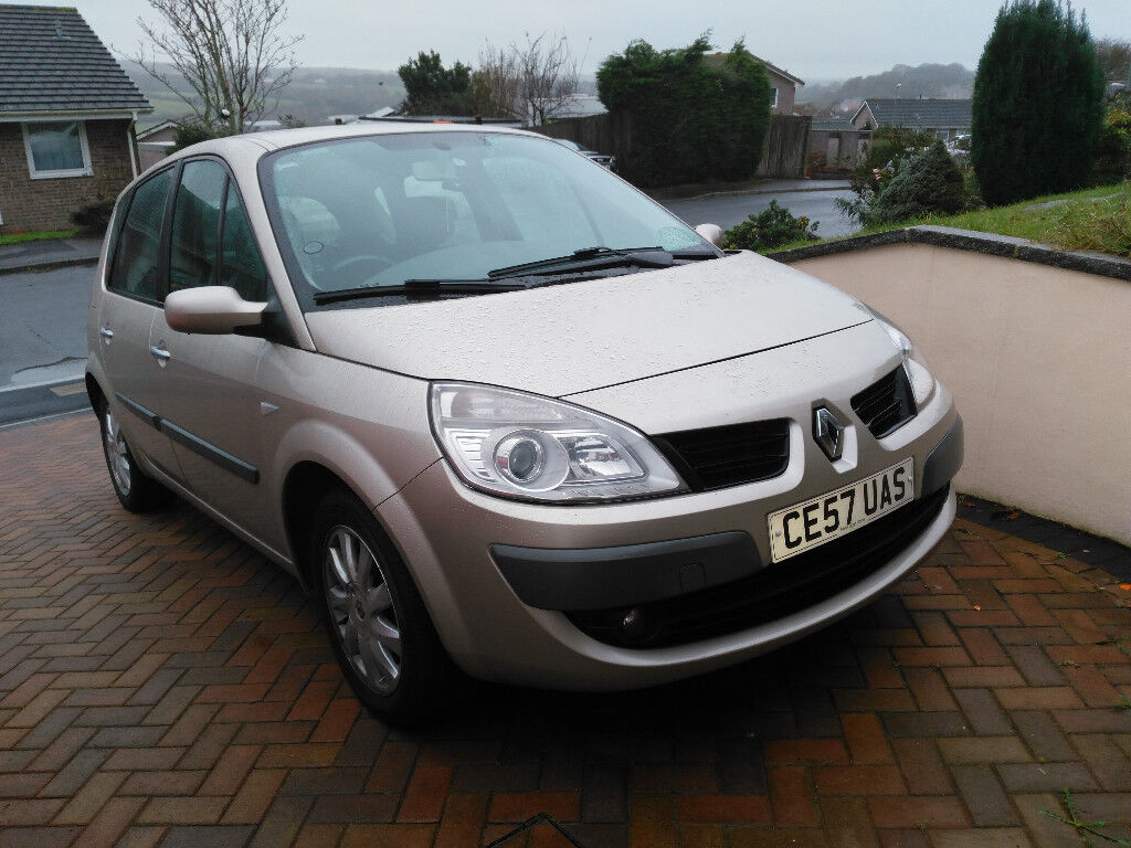 2007 (57) Renault Scenic 1.5 DCi Dynamique (5 seater)
