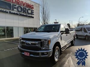 2017 Ford Super Duty F-350 Crew Cab 4x4 w/8.1' Box, 6.7L Diesel