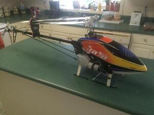 Fast helicopter