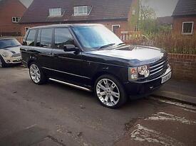*MUST GO* 2003 Range Rover TD6 Vogue