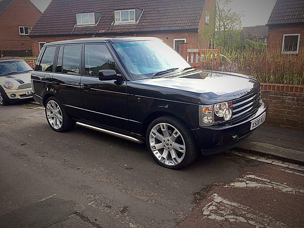 must go 2003 range rover td6 vogue in ponteland tyne and wear gumtree. Black Bedroom Furniture Sets. Home Design Ideas