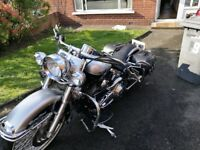 2003 Harley Davidson Fatboy 1450 Fuel Injected
