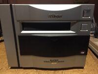 Nikon super coolscan 8000ED film scanner