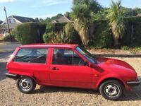 Classic original VW Polo mk2 Breadvan, excellent condition, genuine low mileage, 13 months MOT