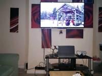 """3D High Definition Sharp TV 55"""""""