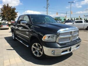 2018 Ram 1500 Laramie*SUNROOF* FRT/RR PARK ASSIST