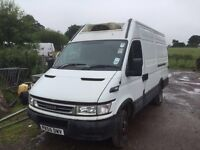 Ford Iveco daily - Spare Parts Available