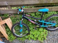 Kids bike hardly used £50