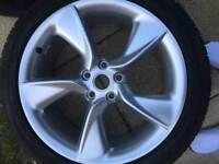"Vauxhall Astra GTC 19"" alloy wheel"