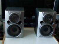 Sony SS-BX3 Speakers
