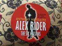 Alex Rider CD's