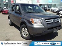 2007 Honda Pilot LX 4 WHEEL DRIVE AS IS ONE OWNER