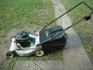 MASPORT 4 STROKE MOWER WITH CATCHER BRIGGS ENGINE Acacia Ridge Brisbane South West Preview