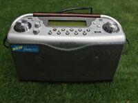 ROBERTS RD31 GEMINI 31 DAB/FM RDS RADIO
