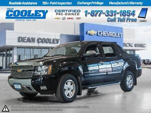 2012 Chevrolet Avalanche Z71/LEATHER/SUNROOF/HTD&COOLED SEATS