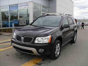 2008 Pontiac TORRENT FWD V6 3.4L REGULATEUR DE VITESSE
