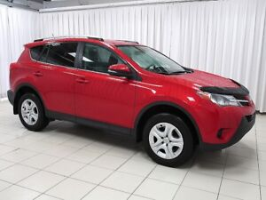 2015 Toyota RAV4 LOW KMS!! VALUE PRICED AND TOYOTA CERTIFIED!! L