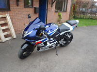 SUZUKI GSXR1000 LOW MILEAGE.