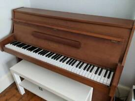 Upright piano for sale or swap _ Tuned perfect condition