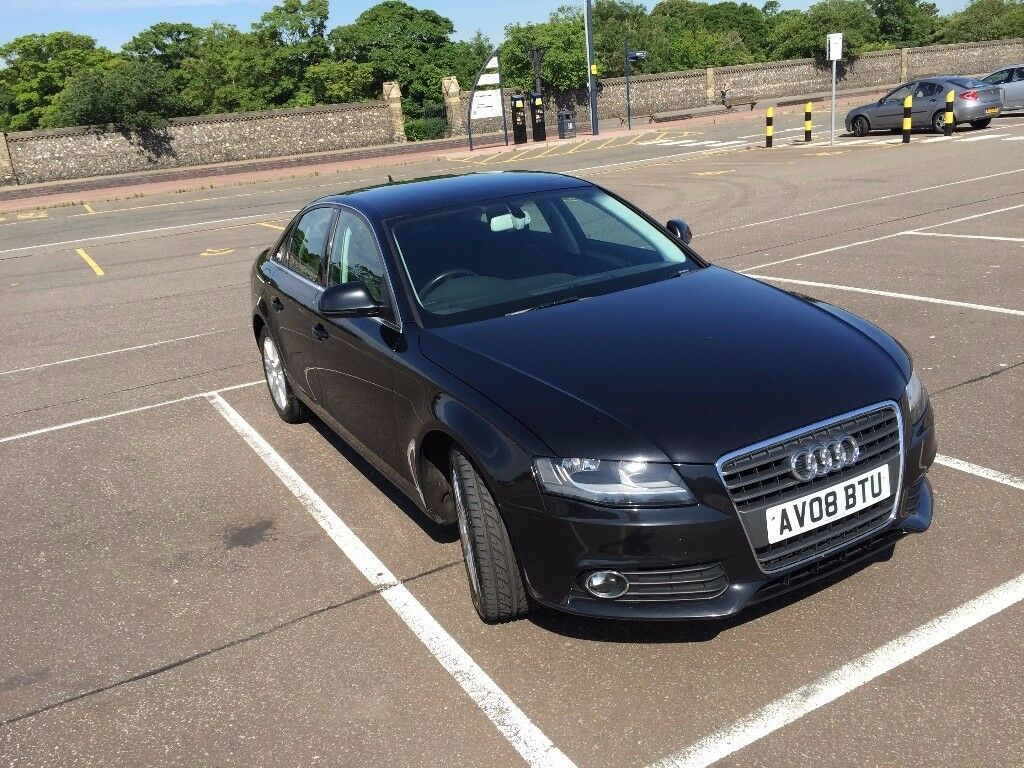 Audi A 4 2008 Salon 2.0 Diesel manual