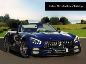 Mercedes-Benz GT AMG GT C (blue) 2017-12-14