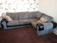 3 Seat Corner Sofa For Sale