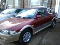 2003 proton jumbuck 1.5 petrol pick up only 54.000 miles October 18 mot full history tidy pick up