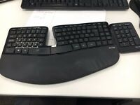microsoft wireless sculpt keyboard and mouse - spares or repair