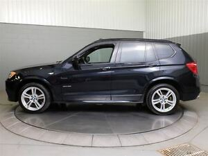 2014 BMW X3 XDRIVE M SPORT MAGS TOIT OUVRANT CUIR West Island Greater Montréal image 12